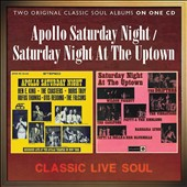 Various Artists: Apollo Saturday Night/Saturday Night At the Uptown
