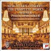 New Year's Concert: The Complete Works - Contains all 319 works ever performed at the New Year's Eve Concerts over a 75-year history [23 CDs]