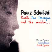 Schubert - Death, the teenager and the maiden