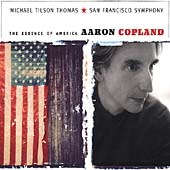 The Essence of America - Copland / Tilson Thomas, et al