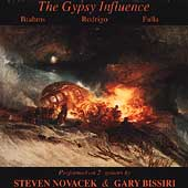 The Gypsy Influence / Steven Novacek, Gary Bissiri