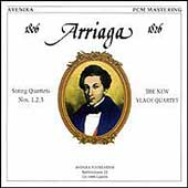 Arriaga: String Quartets no 1-3 / New Vlach Quartet