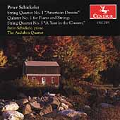 Schickele: Piano Quintet no 1, etc / Schickele, Audubon