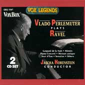 Vlado Perlemutter Plays Ravel