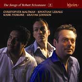 The Songs of Robert Schumann Vol 8 / Maltman, Lemalu, et al