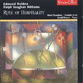 Rune of Hospitality - Rubbra, Vaughan Williams