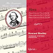 The Romantic Piano Concerto Vol 35 - Herz / Shelley, et al