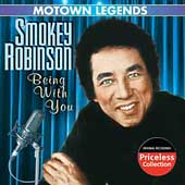 Smokey Robinson: Motown Legends: Being With You