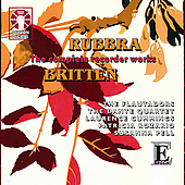 The Complete Recorder Works of Rubbra and Britten