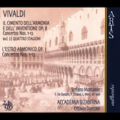 Vivaldi / Ottavio Dantone, Accademia Bizantina