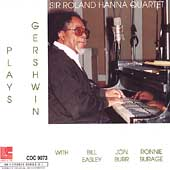 Roland Hanna: Plays Gershwin