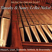 Music for Organ Duet - Timothy & Nancy Leroi Nickel