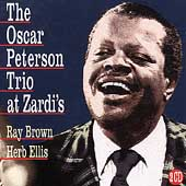 Oscar Peterson Trio: At Zardi's