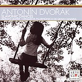Dvorák: Slavonic Dances Op 46 & 72 / A. Leaper, Grand Canary