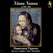 Ninna Nanna - Lullabies. M.figueras, Hesp&egrave;rion Xxi