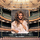 French Opera Arias - Thomas, Massenet, etc / Vidal, Rotman