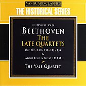 The Historical Series - Beethoven: The Late Quartets