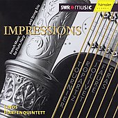 Impressions - French Chamber Music for Harp / Linos Harp