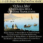 Various Artists: O Sole Mio: Napoli