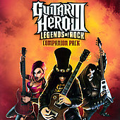 Original Soundtrack: Guitar Hero III: Legends of Rock