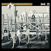 P. A. Locatelli: Violin Concertos no 5, 11-12 / Cantoreggi