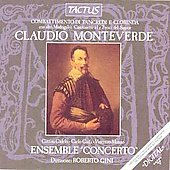 Monteverdi: Combattimenti di Tancredi e Clorinda, / Gini, Ensemble 