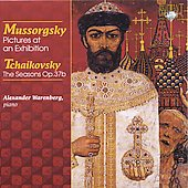 Mussorgsky: Pictures at an exhibition / Alexander Warenberg