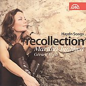 Recollection - Haydn: Songs / Martina Jankova, Gerard Wyss, et al