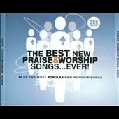 Various Artists: The Best New Praise & Worship Songs...Ever! [Box]