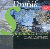 Dvor&#225;k: Symphonies Nos. 1-3