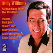Andy Williams: National Guard Shows [Limited]