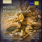Mozart: Mass In C Minor / Christophers