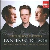 Three Baroque Tenors / Ian Bostridge
