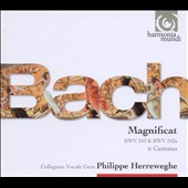Bach: Magnificat BWV 243 & 243a; Christmas Cantatas / Schlick, York, Padmore, Kooy et al.