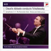 Claudio Abbado Conducts Tchaikovsky - Symphonies nos 1-6; The Tempest; '1812' Overture; Romeo and Juliet [6 CDs]