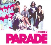 Parade (British Girl Group): Louder [Single]