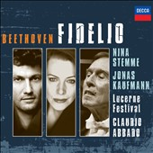 Beethoven: Fidelio / Abbado, Nina Stemme, Jonas Kaufmann