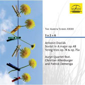 Beethoven: Sextet in A major Op. 48; String Trios Opp. 74 & 75