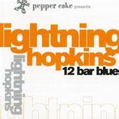 Lightnin' Hopkins: 12 Bar Blues