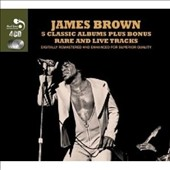 James Brown: Five Classic Albums Plus *