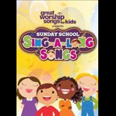 Various Artists: Sunday School Sing-A-Long Songs [DVD]
