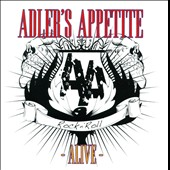 Adler's Appetite: Alive [Single] [Slipcase]