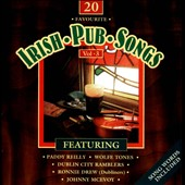 Various Artists: 20 Favourite Irish Pub Songs, Vol. 3
