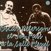 Joe Pass/Oscar Peterson: Oscar Peterson et Joe Pass à la Salle Pleyel