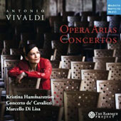 Antonio Vivaldi: Opera Arias and Concertos