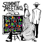 Benny Carter (Sax): Summit Meeting in Japan *
