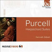 Purcell: Harpsichord Suites Nos. 1-8 / Kenneth Gilbert, harpsichord