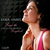 Karla Harris: Sings the Dave & Iola Brubeck Songbook