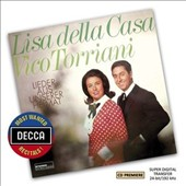 Songs from our Homeland / Lisa della Casa, soprano; Vico Torriani, tenor; Cristina Deutekom, soprano