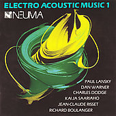 Electro Acoustic Music I - Tegzes, Richards, Dodge, et al